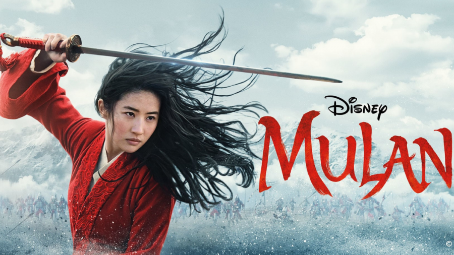 Mulan Movie Cover