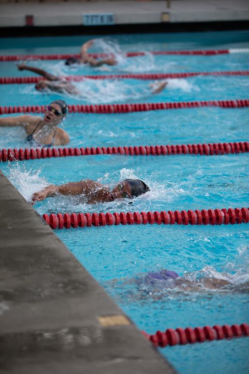 Castilleja Swim Team