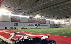 Ohio State indoor field