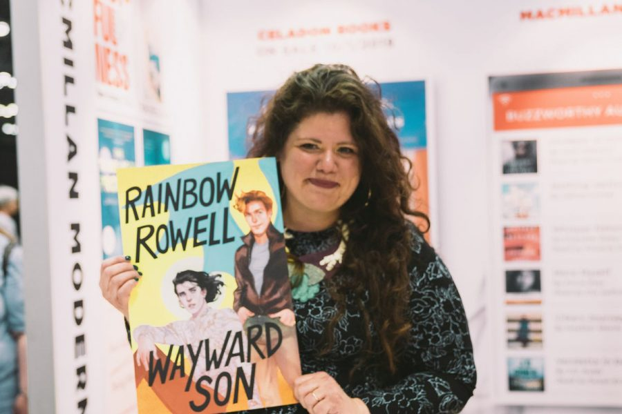 Rainbow Rowell's spin-off novels