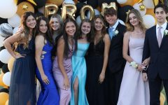 Los Gatos High School teens were elated to attend prom after being fully vaccinated